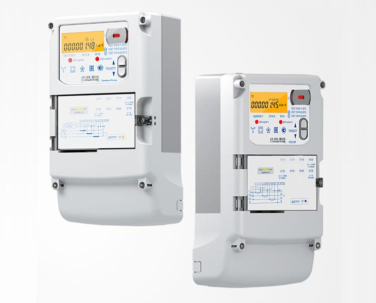 Smart Energy Meter 3Ph